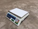 El modelo más barato Acs-468 30kg de la balanza del ordenador
