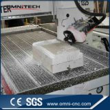 Router do CNC do Woodworking da linha central de China 4 com Ce