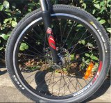 """Bici elettrica grassa piegante di nuova di disegno di 1:1 velocità 26 di PASSO DI DANZA 24 """" (OKM-760)"""