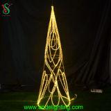 Indicatore luminoso di natale della decorazione di festa del LED