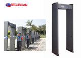 Installeer gemakkelijk de Gang van de Detector van het Metaal door scanner-Ce, ISO