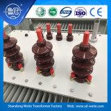 распределительный трансформатор Полн-Запечатывания 30-500kVA 11kv Oil-Immersed