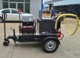 ホンダの発電機(FGF-100)が付いている高品質のアスファルト舗道のひびの接合箇所の充填機