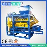 Qtj4-25自動セメントのフライアッシュの煉瓦作成機械