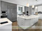 Zeitgenössische lamellierte Schränke für Haushalts-Küche (WH-D171)