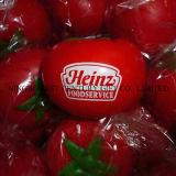 Großhandels-PU-Druck-Spielzeug-Tomate geformt