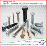 炭素鋼のクラス4.8-12.9の六角頭のボルトおよび/U-Bolt/Eyeのくだらないボルトまたはスタッドのボルトまたは拡張ボルトかいろいろな種類のボルト