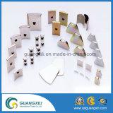 Kundenspezifischer Lichtbogen-Form-Generator-Bewegungspermanenter Neodym-Magnet