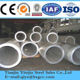 Tube 7075, 8011, 6063, 6061, 2024, 5083, 5052 d'alliage d'aluminium