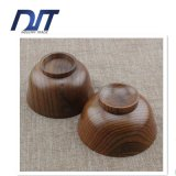 Ciotola di legno antisettica ed insipida classica personalizzata
