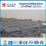 鋼鉄構造製造の大建築物