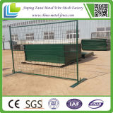 6ft Powder Coated MovableカナダTemporary Fence Panel