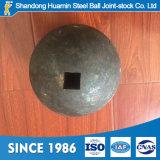 造られた粉砕の鋼球(サイズ: Dia60mm)