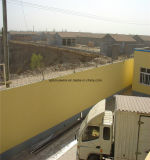 Frontière de sécurité traversée de treillis métallique de rasoir de /Spiral de treillis métallique de rasoir