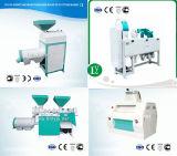 2 1 sémola de harina (con función de descortezado) Harina de Maíz Milling Machine