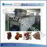 Maquinaria automática da fatura de chocolate do PLC Control&Full