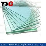 glas van de Vlotter van 219mm het Duidelijke voor Decoratief Glas