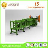 Madera de la basura de la alta capacidad de la garantía y para corte de metales largo y reciclando la maquinaria