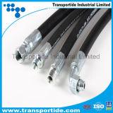 Doppio tubo flessibile 2sn del filo di acciaio della Cina