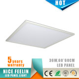 36W 620*620mm Dali LED panel Light with 5 Years Warranty