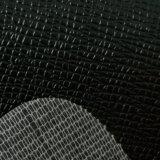 PVC di cuoio di cuoio di cuoio di calandratura Leathe del cuoio del PVC dei sacchetti di cuoio della mobilia del PVC del reticolo del dentifricio in pasta di certificazione dell'oro dello SGS