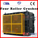 Triturador de minério de carvão da pedra calcária para o rolo que esmaga com grande capacidade