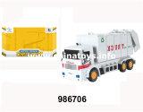 Coche con pilas de BO del plástico de los coches eléctricos del juguete (1006212)