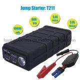 Nuevo arrancador Emergency portable del salto de la llegada 10000mAh mini para el salto que enciende los coches/el cargar