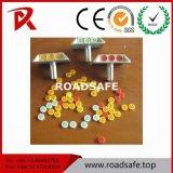Reflektierender Straßen-Stift-Plasterungs-Straßen-Markierungs-Aluminiumreflektor