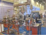 Apparatuur van de Extractie van de Trekker van de Essentiële Olie van het Blad van Stevia van het Kruid van het roestvrij staal de Ultrasone
