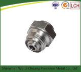 중국 관례 CNC 폴란드어와 가진 기계로 가공 제작 알루미늄 샤프트