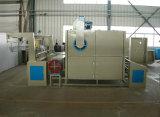 Wärme-Einstellungs-Maschine der Textilmaschine für Gewebe-Fertigstellung