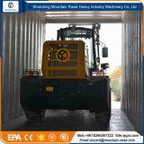 Fabricación de China 3m 4X4 3.5ton Rough Carretilla Diesel Todo Terreno