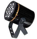 LA PARITÀ di RGBW 4in1 7LEDs*8W LED può illuminarsi per la fase