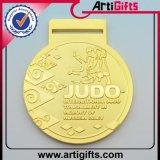印刷のリボンが付いているカスタマイズされたスポーツメダル