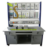 PLC PLC van de Apparatuur van het Experiment PLC van de Trainer de Onderwijs ModelApparatuur van het Onderwijs