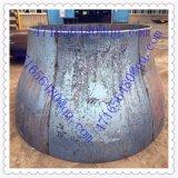 Stahltank-Kopf-Reduzierstück-Becken-Endstöpsel