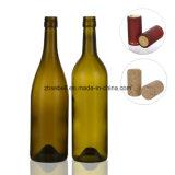 Bordéus de Bvs, frasco de vinho de vidro de Bvs Borgonha
