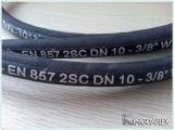 Hochdruckschlauch(LÄRM EN857 2SC) Qingdao-Fertigung