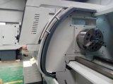 販売(CK6136A-1)のためのCNCの平床式トレーラーの旋盤機械ベンチの旋盤