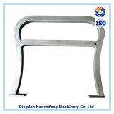 Pieza del bastidor de aluminio por el bastidor de arena para los muebles del jardín