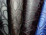 100%PU Leather (tg032) Used para Shoes e Bags