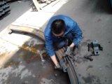 중국 석탄 공장에서 U 강철빔 광업 신발 바닥에 넣는 받침판