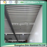 Windundurchlässig und Fireproof Aluminum 85u-Shaped Strip Metal Ceiling