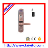Verrou de porte intelligent d'empreinte digitale biométrique imperméable à l'eau de prix bas d'usine