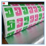 110g het Document van de aluminiumfolie voor Verpakking