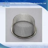 En critique repérer du treillis métallique de filtre de café d'acier inoxydable