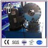 Máquina que prensa del manguito hidráulico del Ce de la potencia del Finn