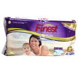 Gute Qualitätsschläfrige Baby-Windel in der trockenen Oberfläche