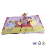 Offset Printing Music&Pop-up Book for Children